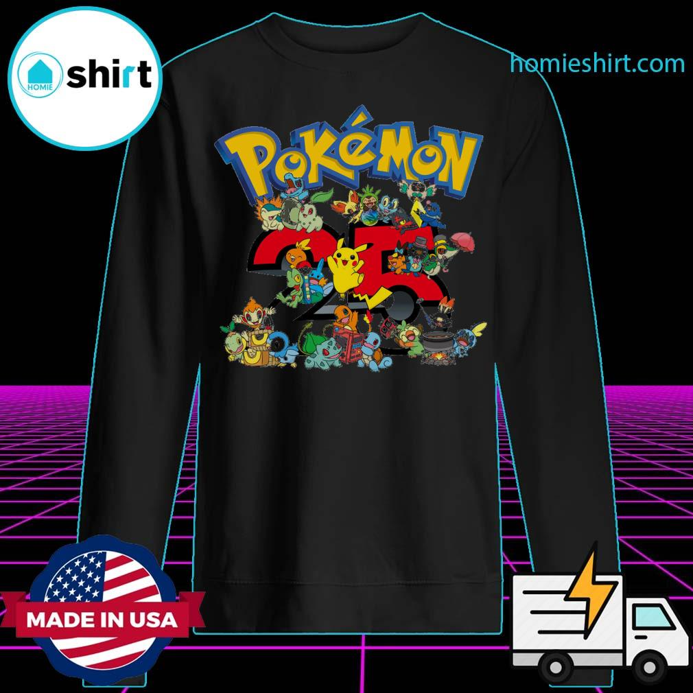 25 years of Pokémon s Sweater
