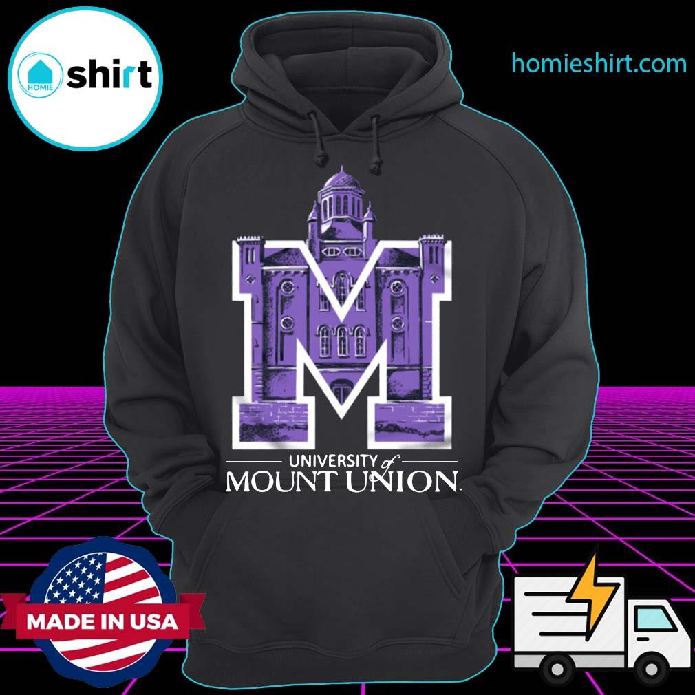 Official University Of Mount Union Shirt Hoodie