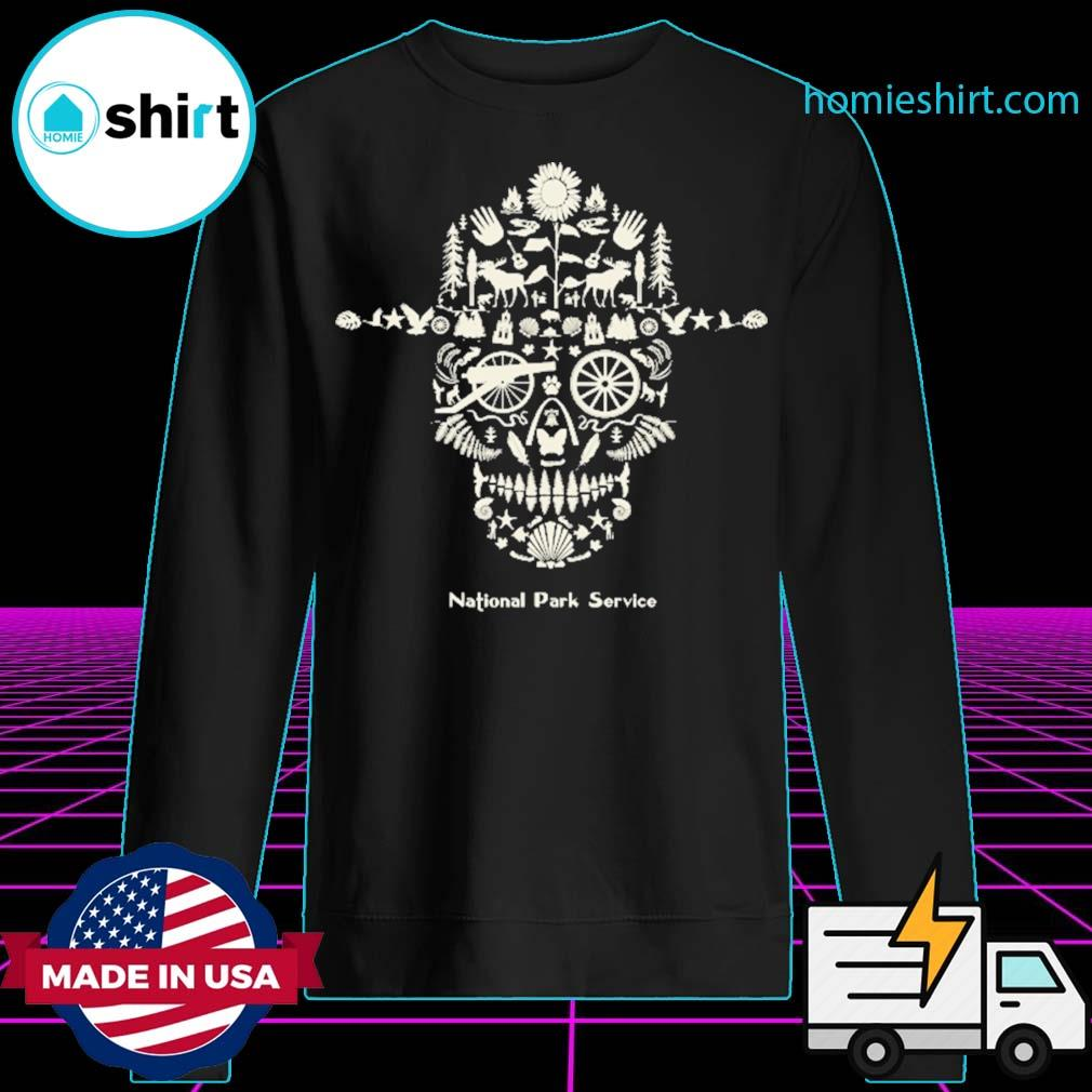 Sugar Skull National Park service s Sweater