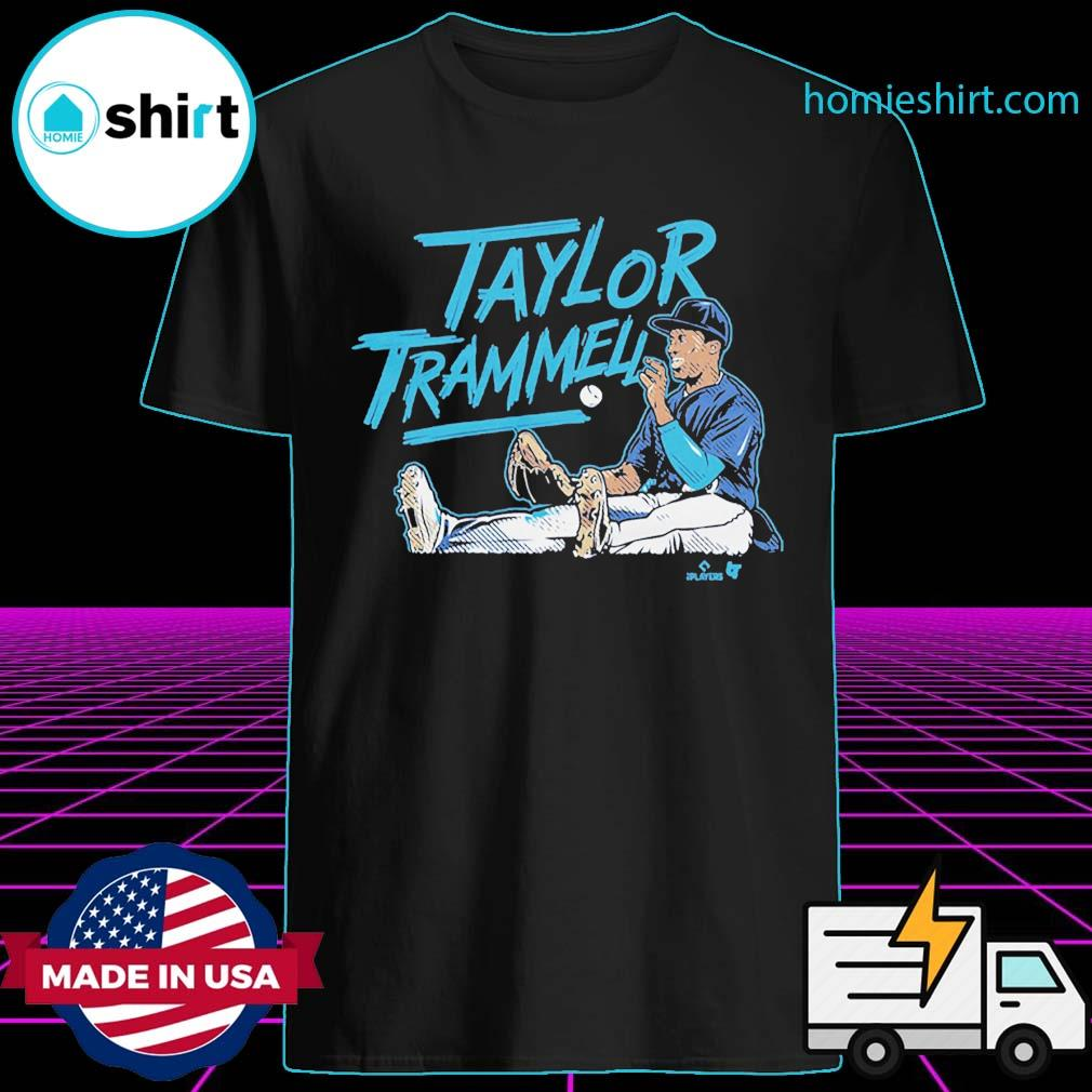 Seattle – MLBPA Licensed Taylor Trammell Shirt
