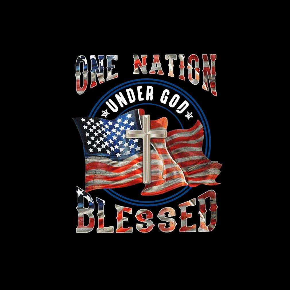 One nation under god blessed America s invisible