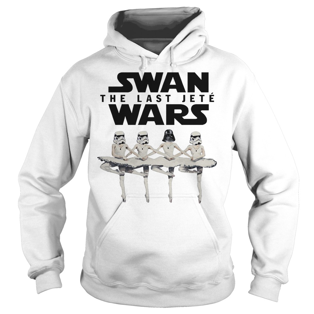 Ballet Dance Swan The Last Jete Wars hoodie