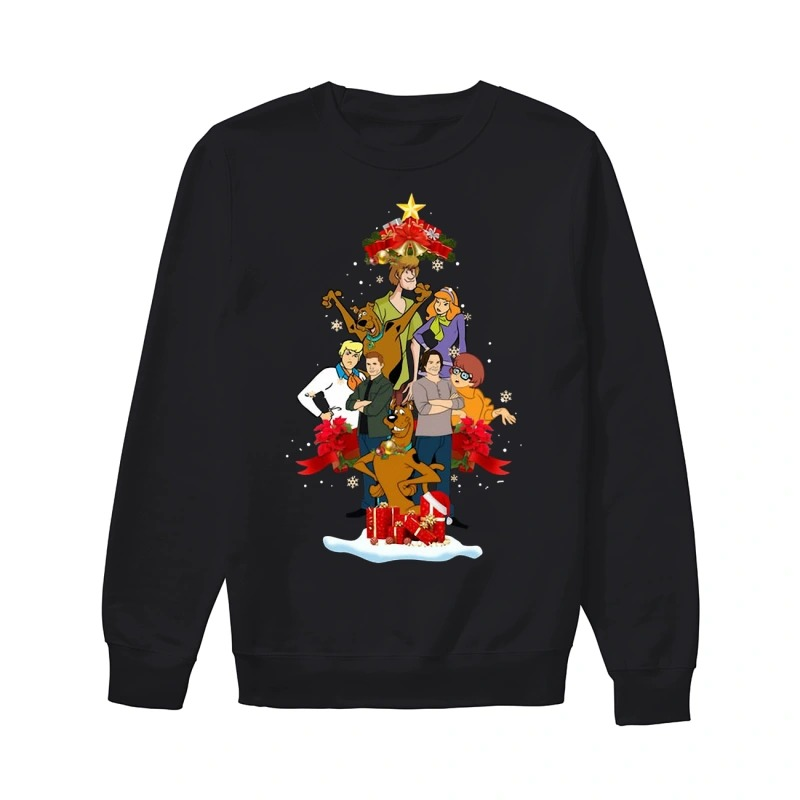 Merry Christmas Scooby Doo Sweater sweater