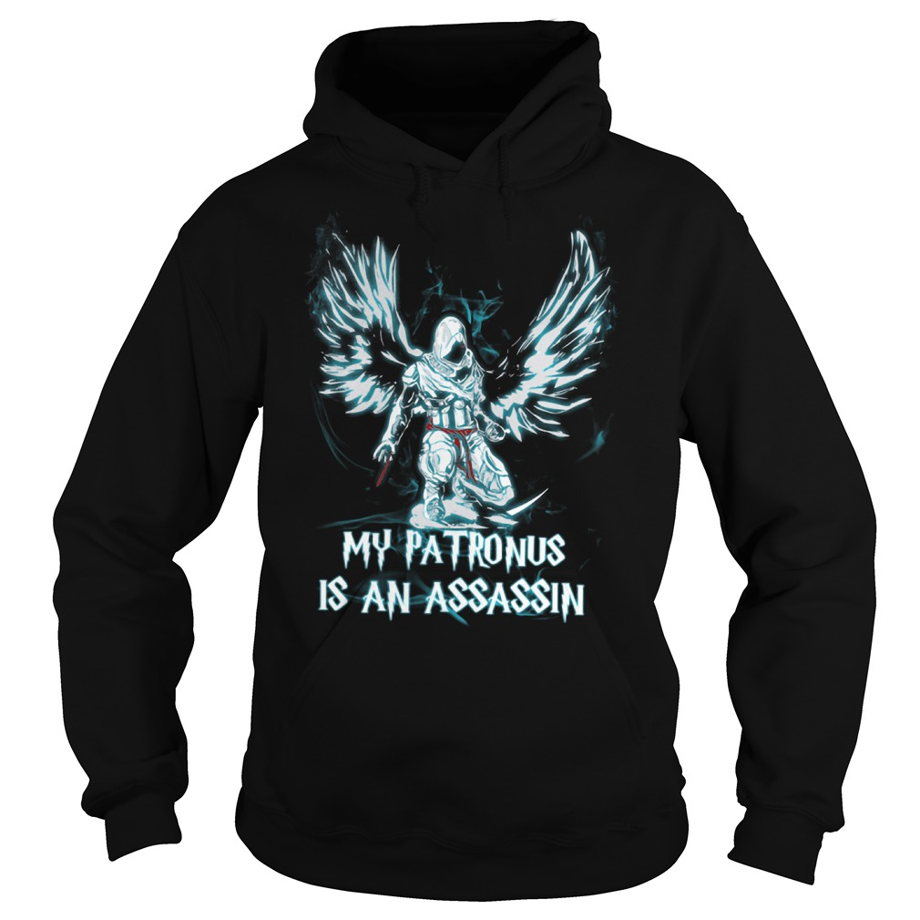 My Patronus is an Assassin hoodie