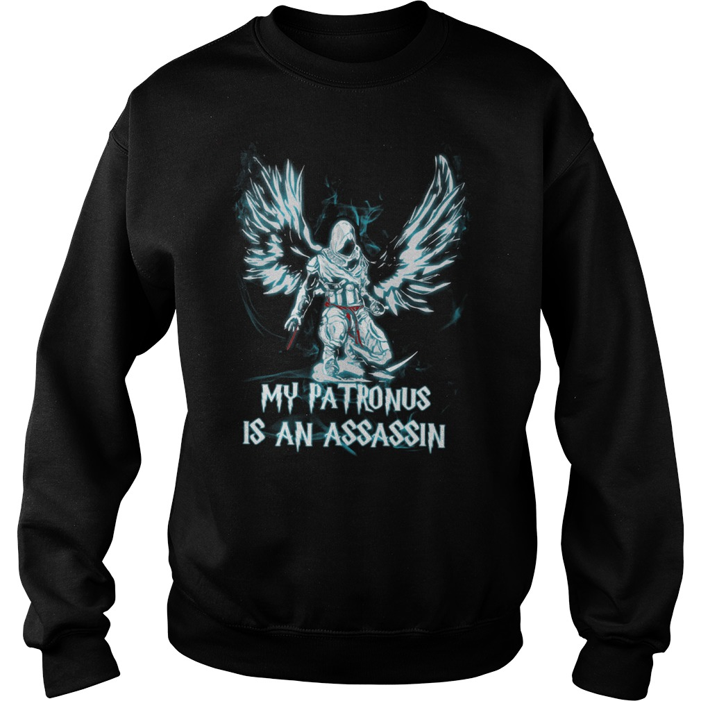 My Patronus is an Assassin sweater