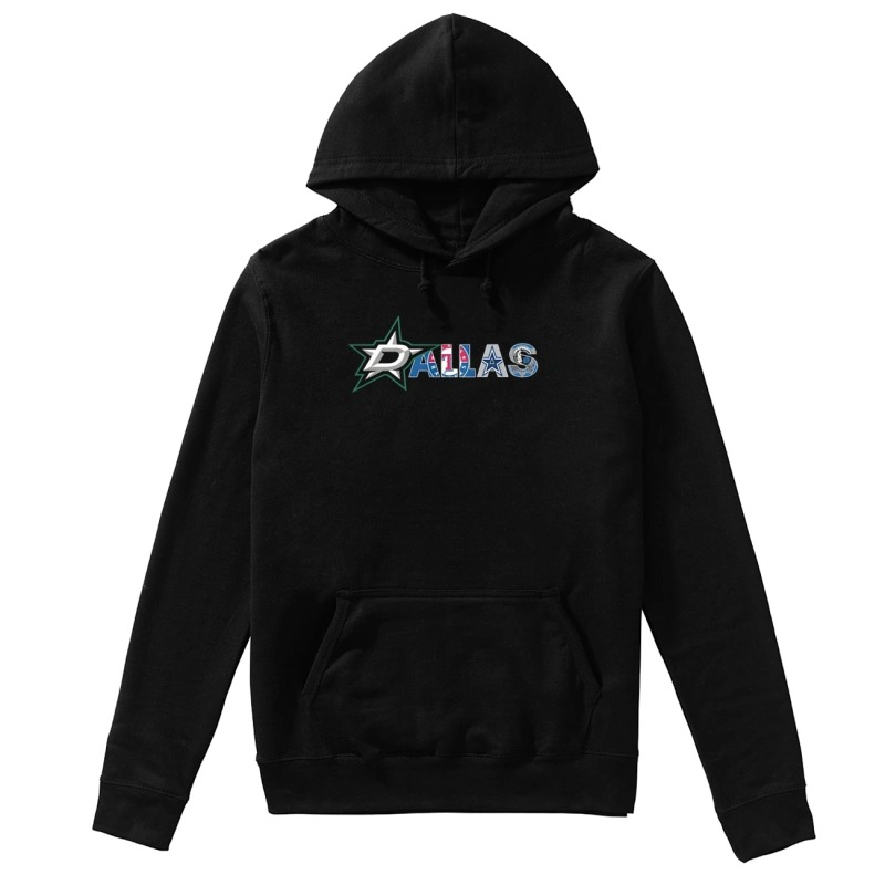 Sport team in Dallas hoodie