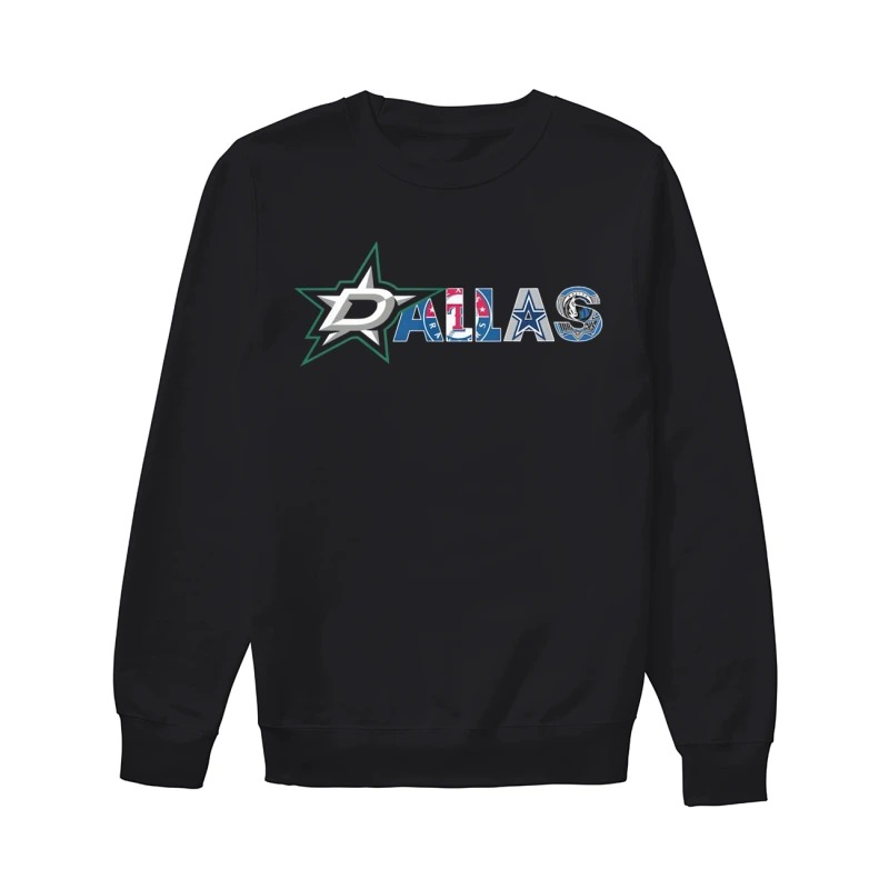 Sport team in Dallas sweater