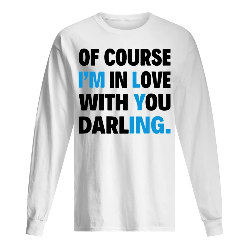 Of course I'm in love with you darling sweater