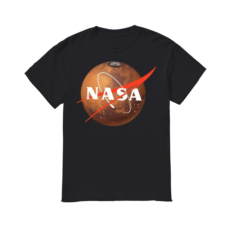 Occupy Mars Nasa guys tee
