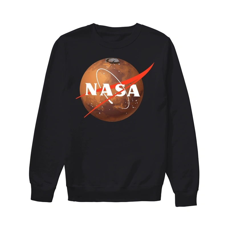Occupy Mars Nasa sweater