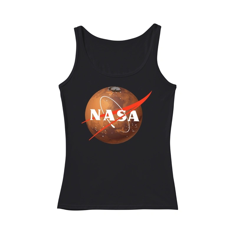 Occupy Mars Nasa tank top