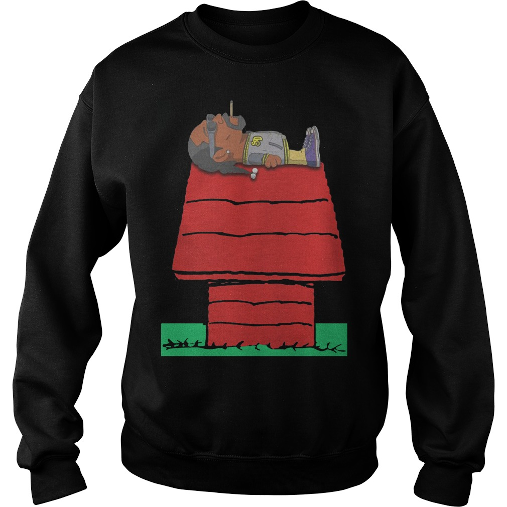 Snoop Dogg Snoopy Sleep sweater