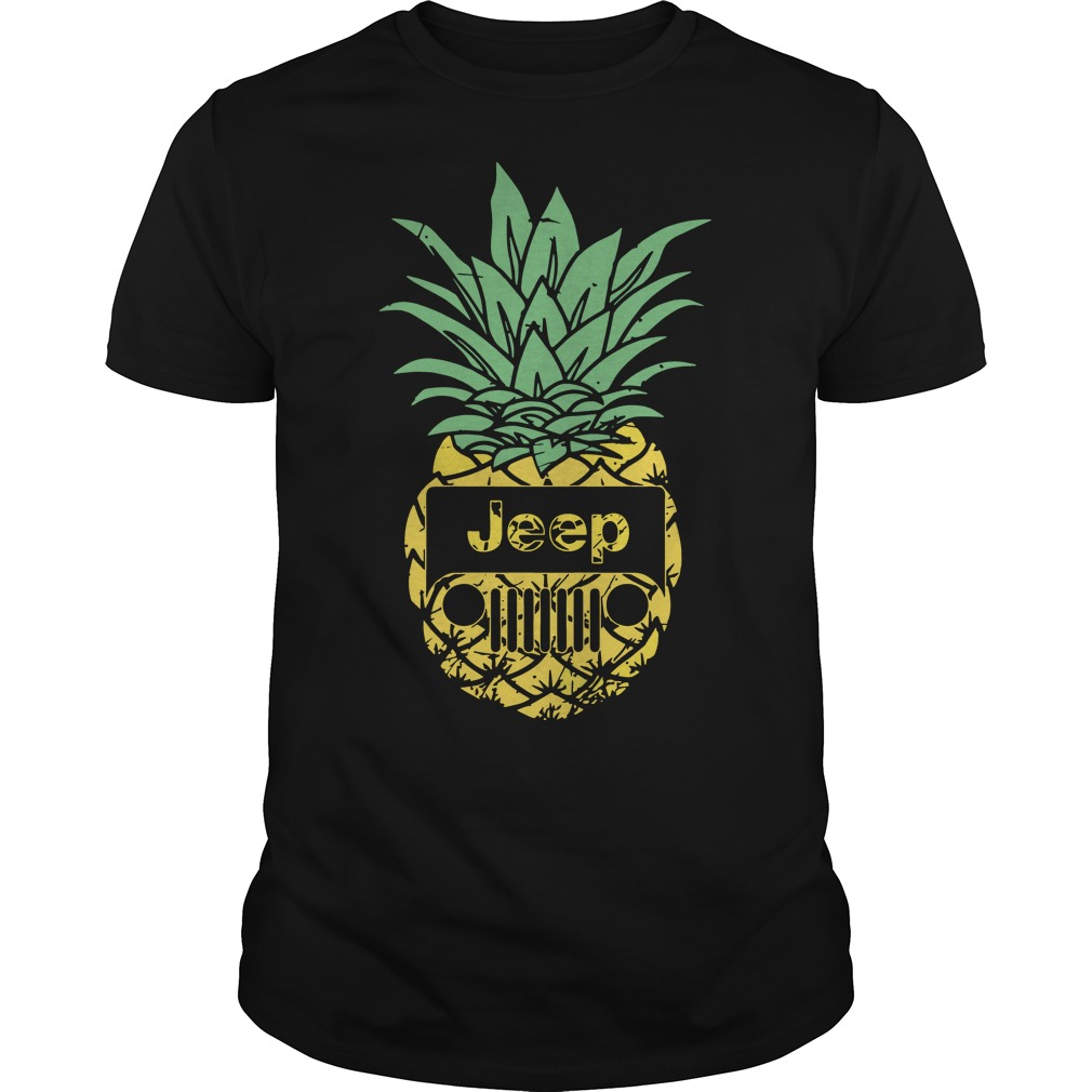 Jeep pineapple classic men
