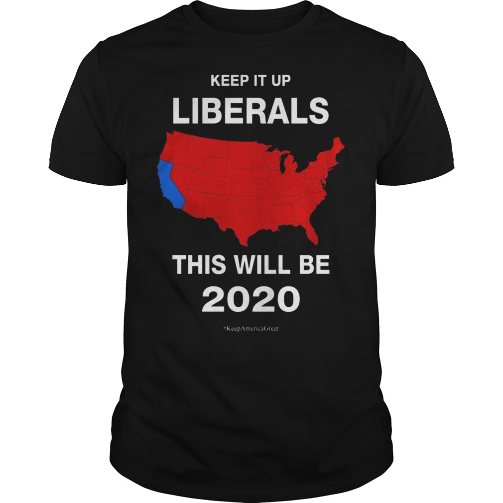 Keep it up Liberals this will be 2020 classic-men