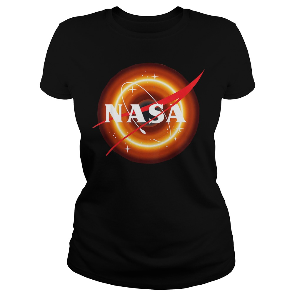 Black Hole First Picture Ever 10th April 2019 Amazing ladies tee