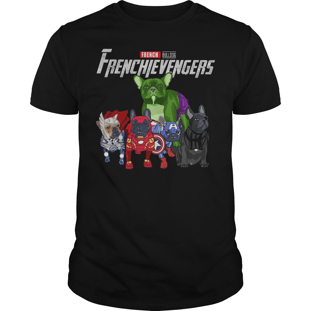 French Bulldog Frenchievengers classic men