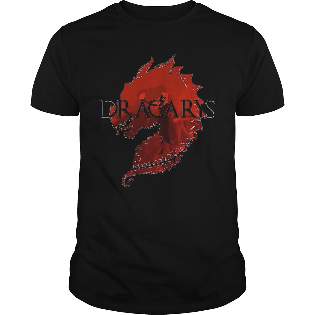 Game Of Thrones Dracarys classic men