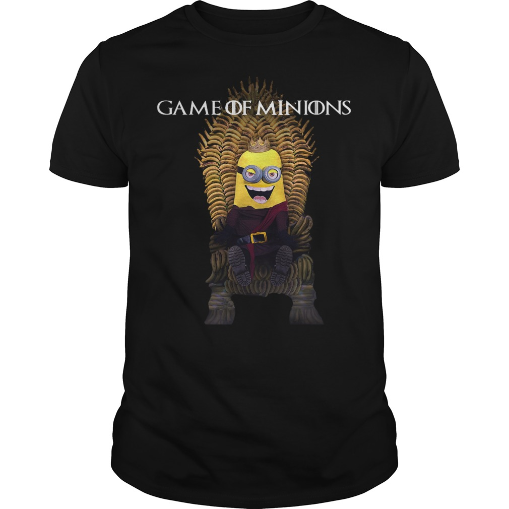 Game of Minions Game of Thrones classic men