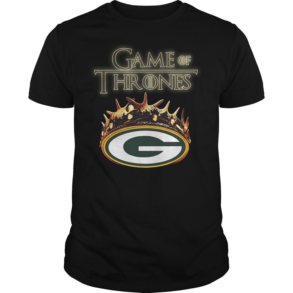 Game of Thrones Green Bay Packers classic men
