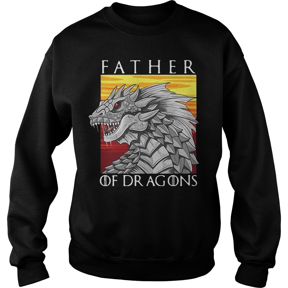 Got father of dragons sweater