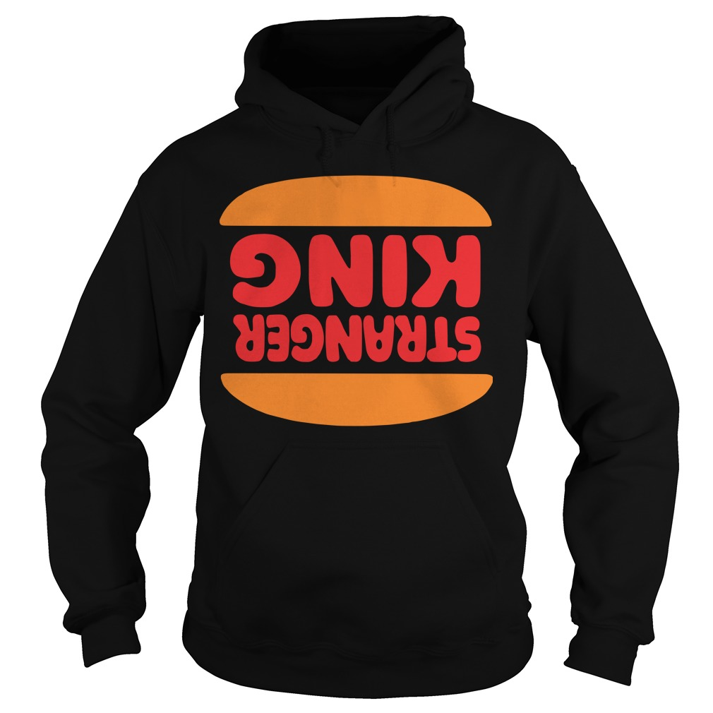 King of the hill Stranger Things hoodie