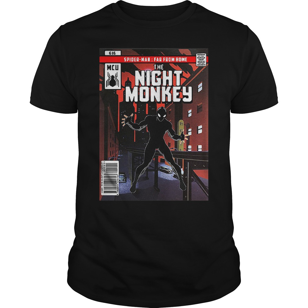 Spider-Man far from home The Night Monkey comics classic men