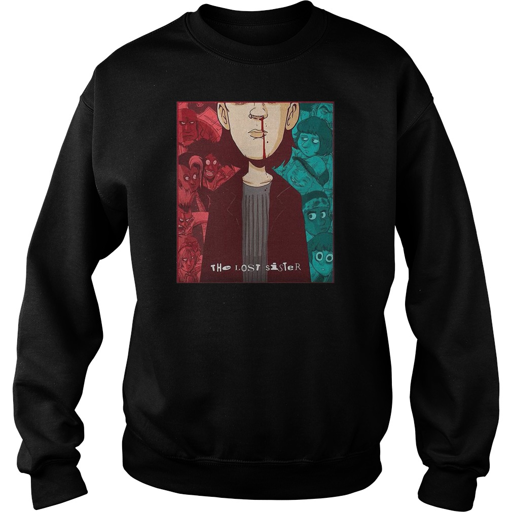 The lost sister Stranger Things 3 sweater