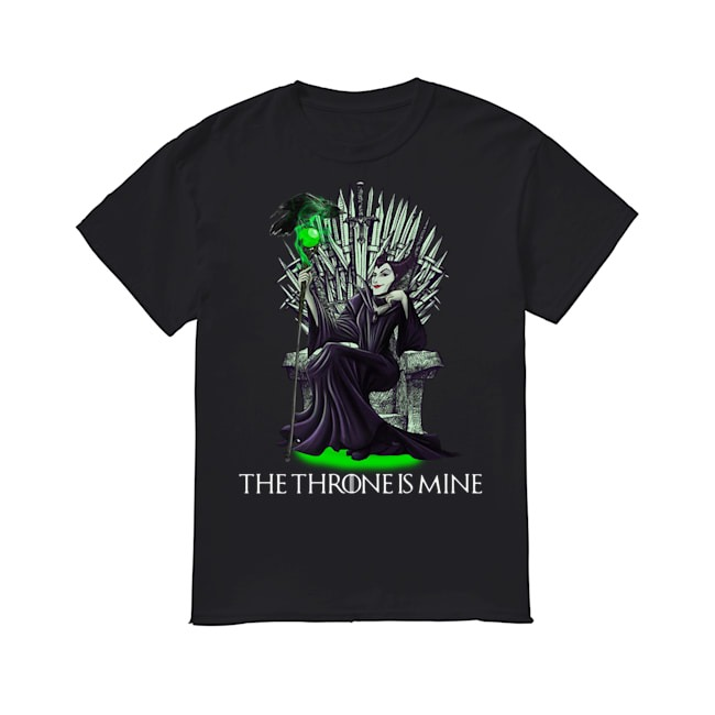 Maleficent The Throne is mine classic men