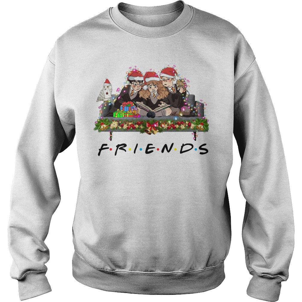 Merry Christmas Harry Potter Friends sweater