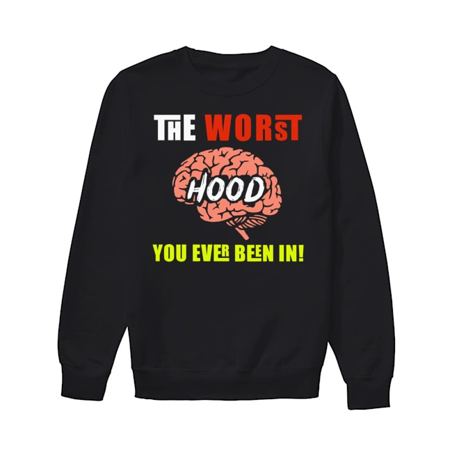 The Worst Hoof You Ever Been In Sweater