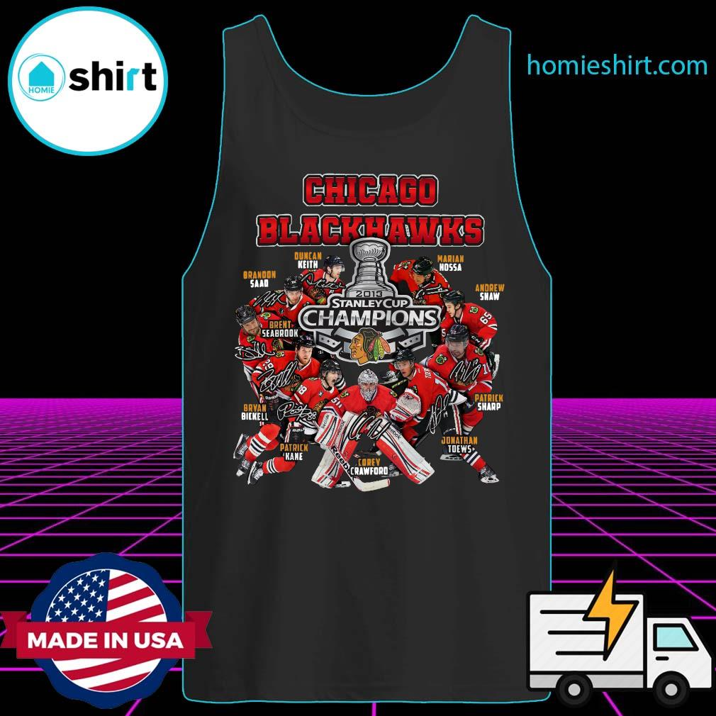 Chicago Blackhawks Stanley cup champions s Tank-Top