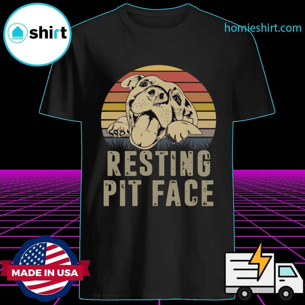 Resting Pit Face Shirt