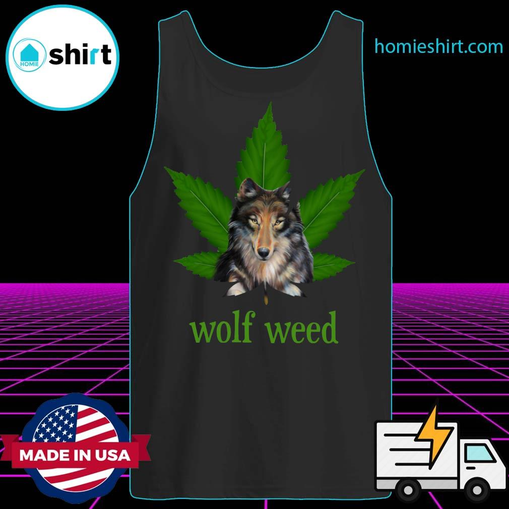 Wolf weed s Tank-Top