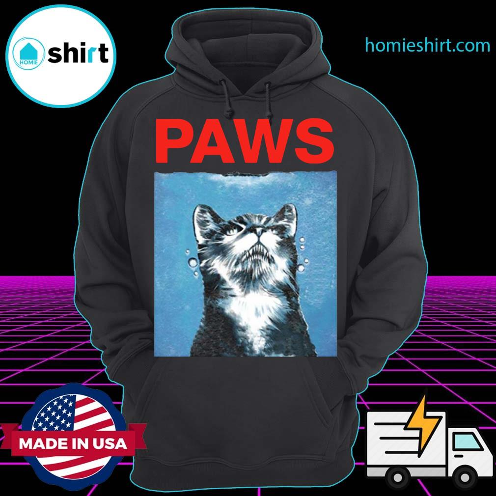 2020 Tony Gonsolin Cat Paws Shirt Hoodie