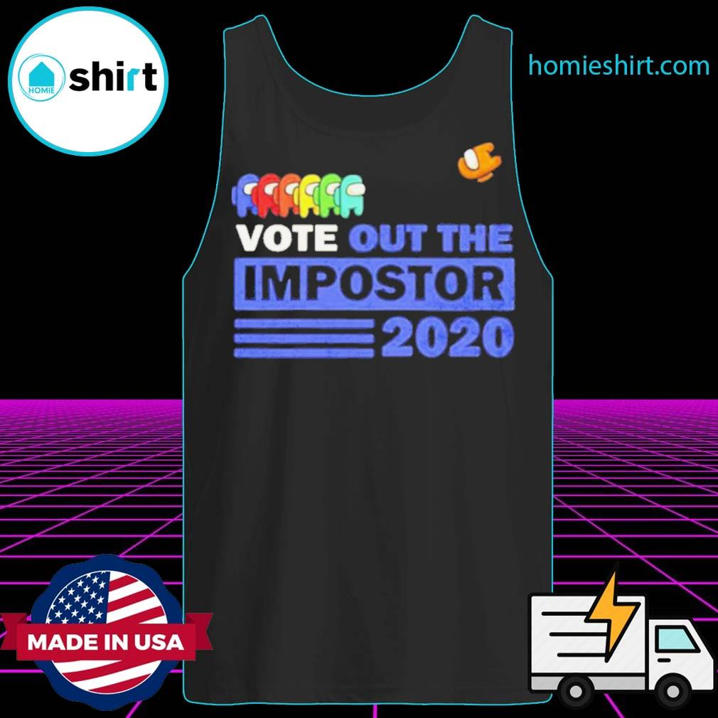 Among Us vote out the impostor 2020 s Tank-Top