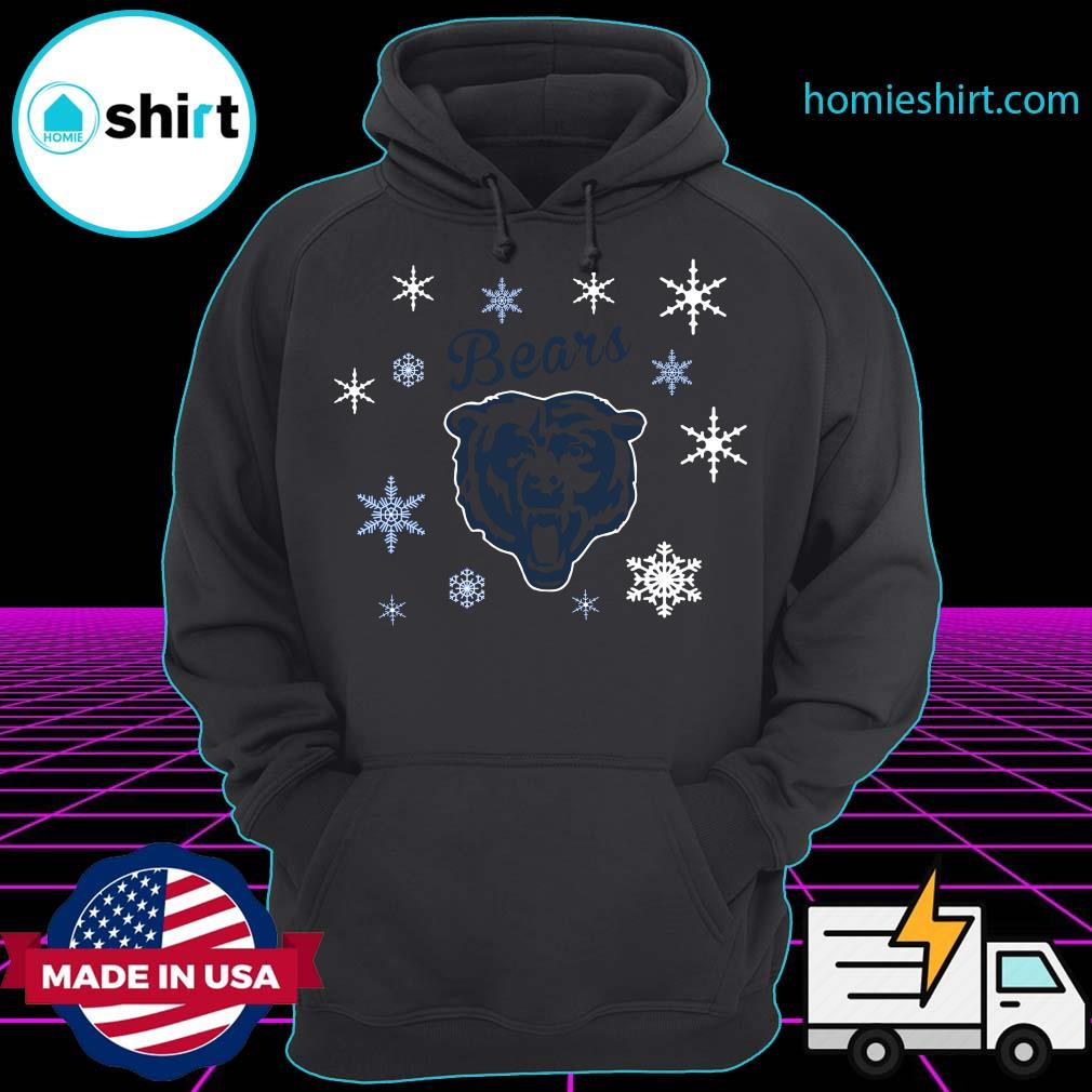 Chicago Bears Hallmark Christmas Sweats Hoodie