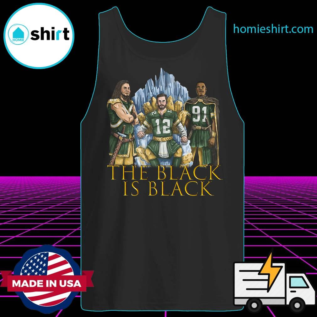 Green Bay Packers The Pack Is Back Shirt Tank-Top